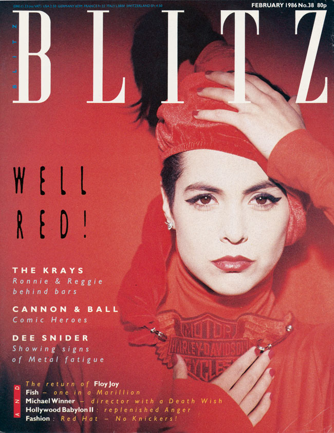 Blitz Magazine 1980-91 and AGM