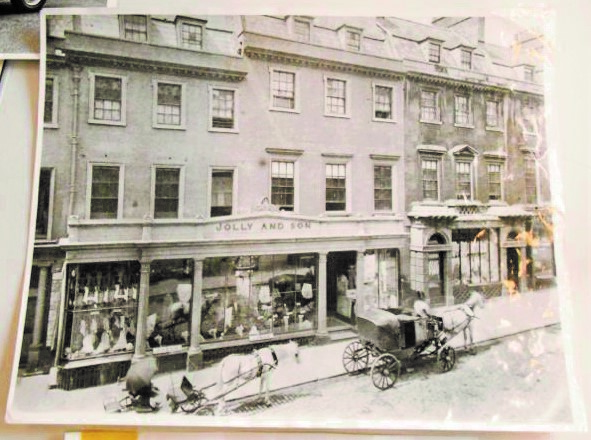 Christmas Meeting - The Story of a Department Store: Jollys of Bath